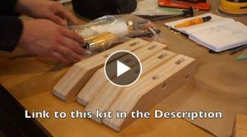 Make It - Wooden Screw Clamps