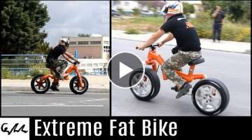 Make it Extreme's Fat Bike