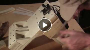 Making a DIY table saw from scratch