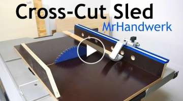 Cross Cut Sled