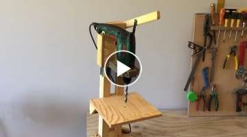 4 in 1 Drill Press Build Pt1 : The Drill Press