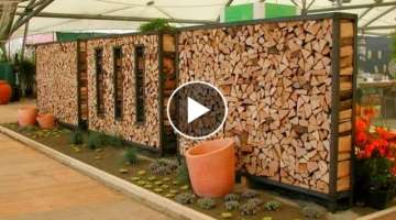 50 WOOD Creative Ideas for house 2017 - Interior and outdoor furniture ideas Part.23