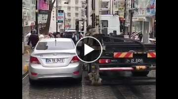 Tow Truck in Turkey - Quick Action
