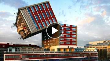 High EXPLOSIVES, TOP 33 Spectacular BUILDING DEMOLITION