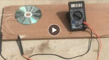 How to make solar cell from zener diodes, Free Energy