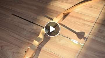 How to make bow with cnc router