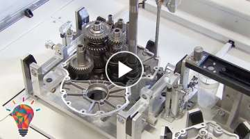 Germany Diesel Engine Assembly Method