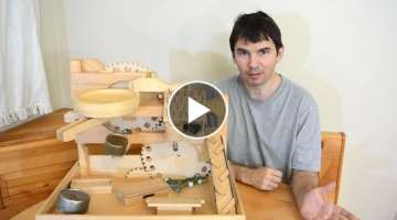 Building marble machine 2.1