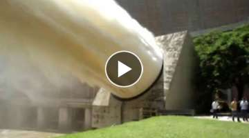 World Amazing Technology Emergency Water Power Dam Discharge USA, France, Russia and others