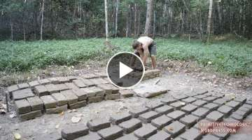Primitive Technology: Mud Bricks