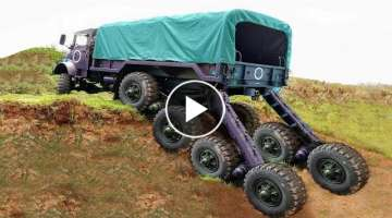 8 MONSTER MACHINES YOU'VE NEVER SEEN