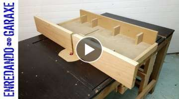 How to improve my router table fence
