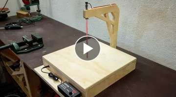 How To Build Your Own Hot Wire Foam Cutter