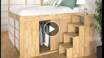 Smart Space Saving Furniture You Have To See