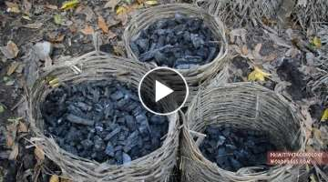 Primitive Technology: Charcoal