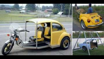 8 Creative Ideas on How to Recycle Old Cars