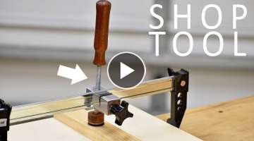 How To Make A Face Clamp Attachment | Tool Hack