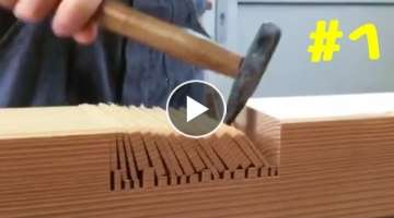 Incredible WoodWorking Techniques, Projects Every Day | Shelves, Connections | FW
