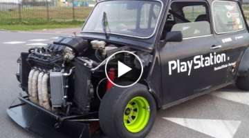 When Mechanics Lose Their Minds - Insane Motorcyle Engine Swaps