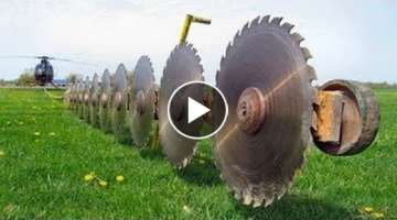 Amazing Challenge Best Sawing Machines New Invention Technology Machine