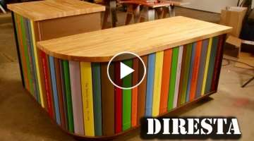 DiResta library Desk