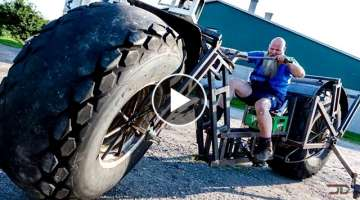 TOP 10 BIGGEST Bikes