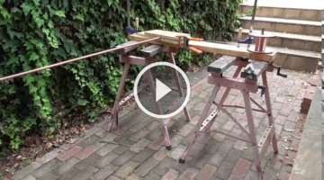 Incredibly clever invention and homemade intelligent machines