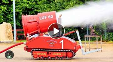 10 Fire Fighting Invention That Every Government Should Possess