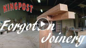 Forgotten joinery techniques