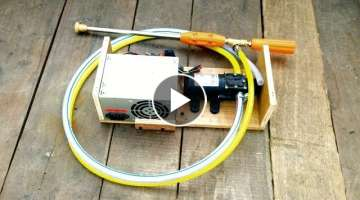 How To make Car Bike washer