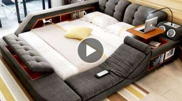 10 GREAT SPACE SAVING IDEAS