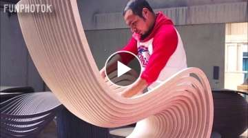20 Amazing Wood Products and WoodWorking Projects| FunPhotOK Channel 2018