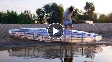 How to Make a Simple Kayak
