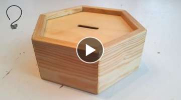 How to Make a Simple Money Box