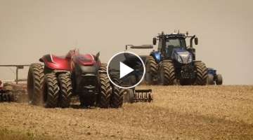 The CNH Industrial Autonomous Tractor Concept (Full Version)