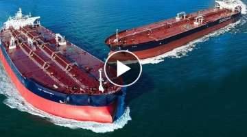 INCREDIBLE SHIP ACCIDENTS – Compilation