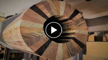 Woodturning - The Species of Eight