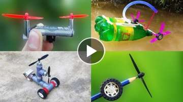 5 Amazing ideas DIY TOYs