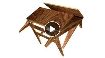 5 Amazing Transformable & Convertible Table