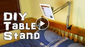 Make a Tablet / iPad Stand