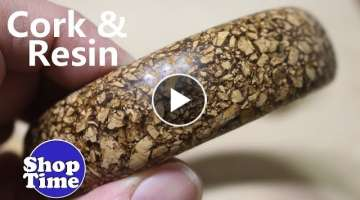 Cork & Resin Bracelet | Dip It #22