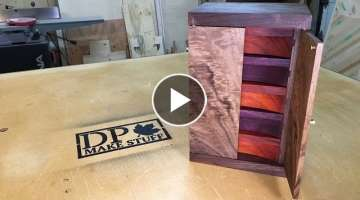 Make It - Secret Compartment Box III