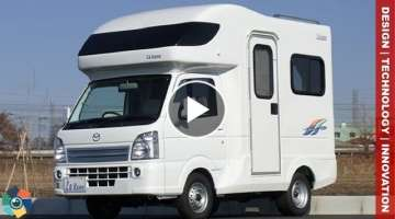 10 MINI CAMPERS & CAMPER VANS GREAT FOR SUMMER GETAWAYS 2018 - 2019