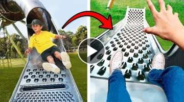 10 MOST DANGEROUS KIDS PLAYGROUNDS