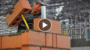 Amazing Fastest Skills Building Construct Extreme Heavy Smart Technique Construction Machinery