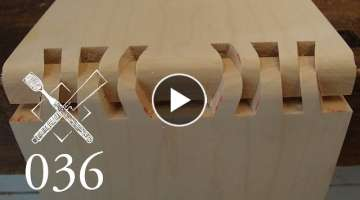 Joint Venture Ep. 36: Double sunrise dovetail