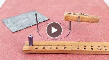 7 Amazing Woodworking Tips and Tricks !!!