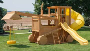 The Wooden Playground Collection