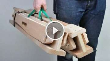 World's Best Folding Sawhorse