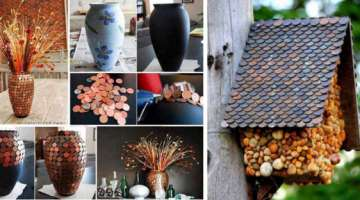 11 Beautiful Projects With A Few Pennies